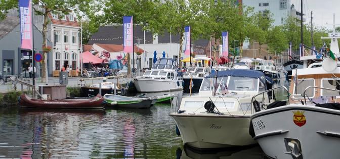 Piushaven Tilburg - passanten haven - header foto