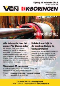 Uitnodiging Kijkdag 25-11-2015
