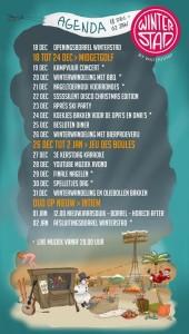Actuele agenda Winterstad